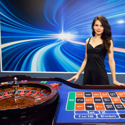 Spela roulette i livecasino